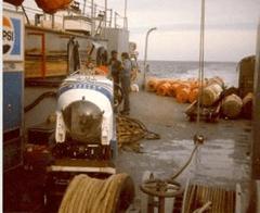 ISE History | International Submarine Engineering
